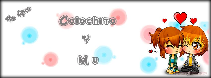 Portada Facebook Colochito y M v