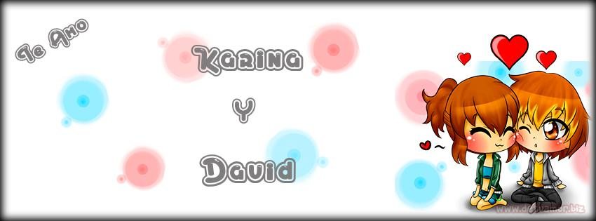 Portada Facebook Karina y David