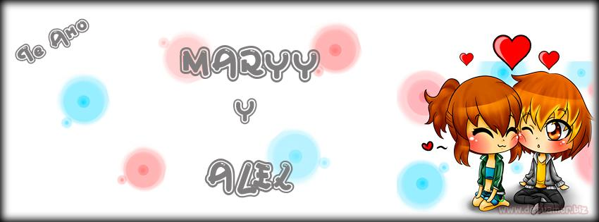 Portada Facebook MARYY y ALEX