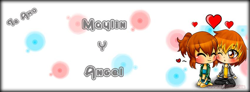 Portada Facebook Maylin y Angel