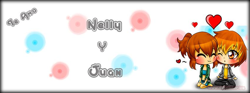 Portada Facebook Nelly y Juan