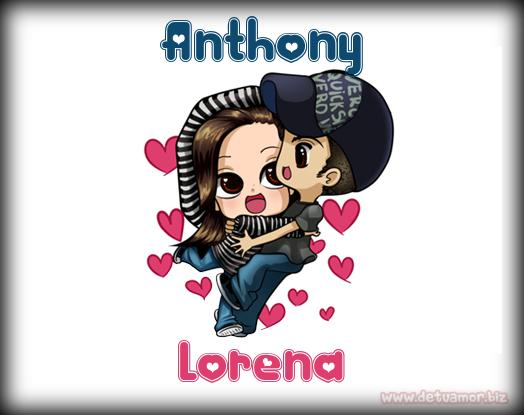 Anthony Es Mi Amor